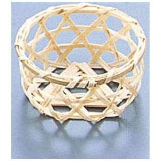 竹製 珍味籠(10個入) 3082 ミニ丸6 <XOI0501>