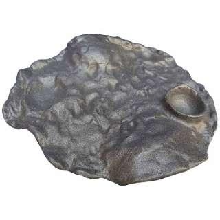 月面プレート 黒砂 HO-358 <QPL0701>