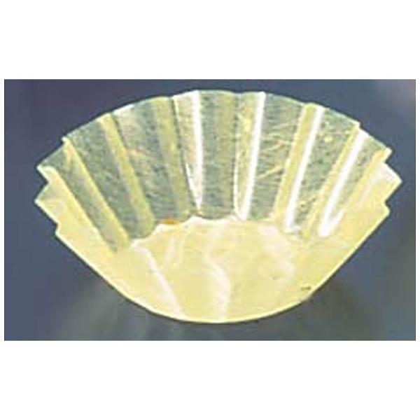 マイン グルメカップ金箔紙φ75 黄 M33-567500枚入 QKV530