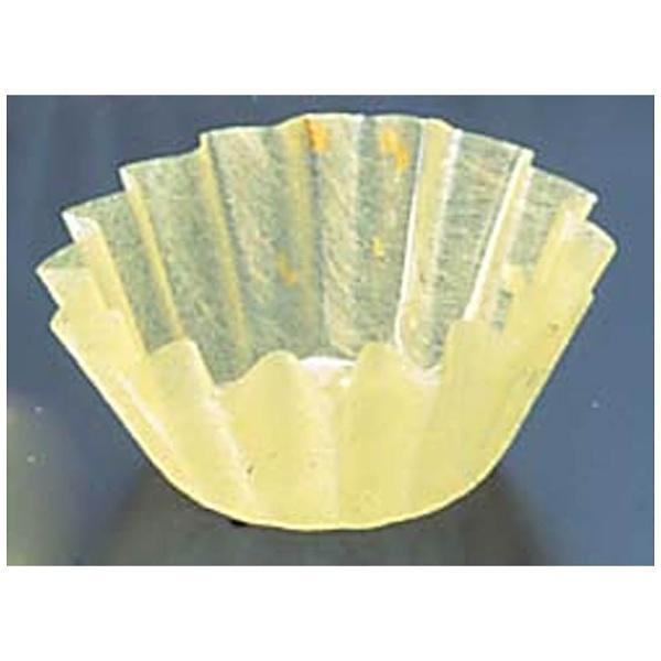 マイン グルメカップ金箔紙φ95 黄 M33-568500枚入 QKV5301