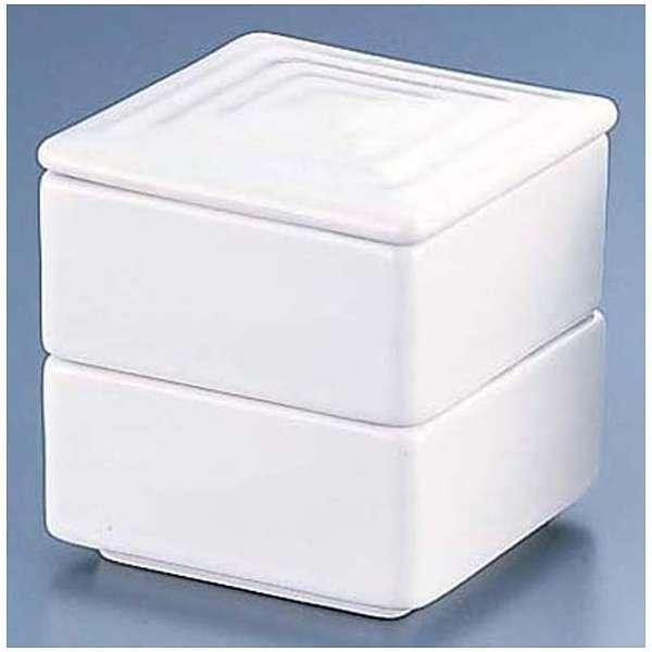 角型 二段重 白 Y-020 <RMJ5201>