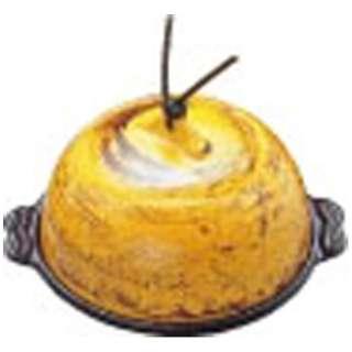 《IH非対応》 アルミ高瀬陶板鍋 なると 大 16.5cm <QTU371>