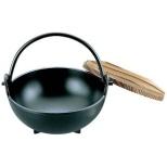 《IH非対応》 SAやまと鍋(アルミ製) 15cm《段無》 <QYM03015>