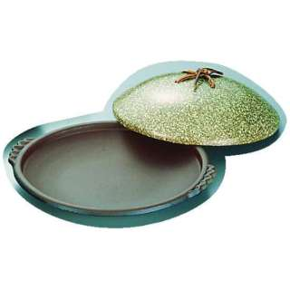《IH非対応》 SAアルミ陶板鍋 大型(テフロン加工) <QTU04>