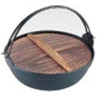 《IH対応》 岩鋳 ふる里鍋 21-011 30cm <QHL0930>