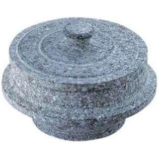 長水 石焼釜 補強なし(フタ付き) YS-0220T 20cm <QPB1003>