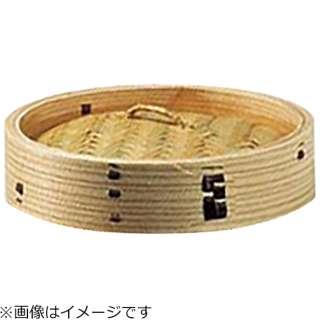 杉製 ミニ中華セイロ 15cm 蓋 <ATY45151>