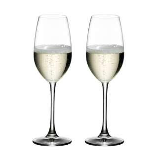 [正規品] リーデル オヴァチュア シャンパーニュ 2脚入り 6408/48【ワイングラス】 [260ml]