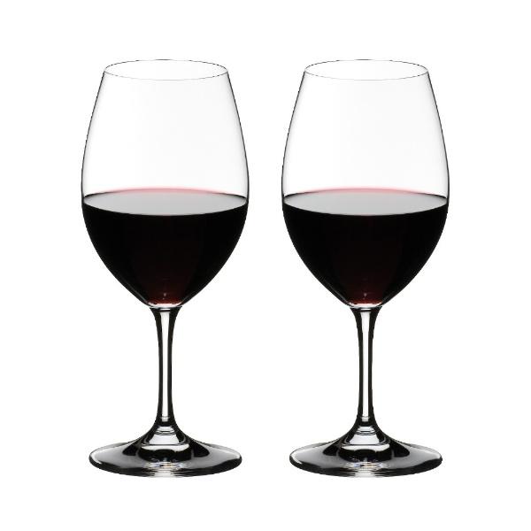 リーデル オヴァチュア レッドワイン 2脚入り 6408/00【ワイングラス】 [350ml]