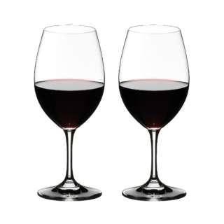 [正規品] リーデル オヴァチュア レッドワイン 2脚入り 6408/00【ワイングラス】 [350ml]