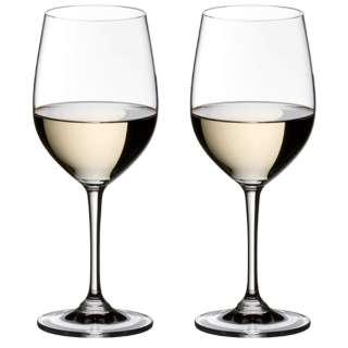 [正規品] リーデル ヴィノム ヴィオニエ/シャルドネ 2脚入り 6416/05【ワイングラス】 [350ml]