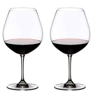 [正規品] リーデル ヴィノム ピノ・ノワール(ブルゴーニュ) 2脚入り 6416/07【ワイングラス】 [700ml]