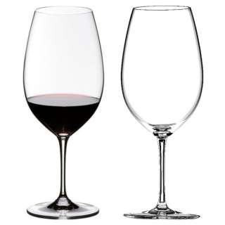 [正規品] リーデル ヴィノム シラーズ/シラー 2脚入り 6416/30-2【ワイングラス】 [690ml]