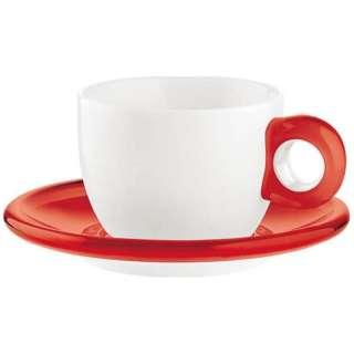 ティー/コーヒーカップ 2客セット 2774.0065 レッド <RGTS304>