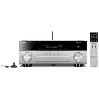 RX-A860H AVアンプ チタン [ハイレゾ対応 /Bluetooth対応 /Wi-Fi対応 /ワイドFM対応 /DolbyAtmos対応]
