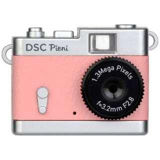 DSC-PIENI トイカメラ Pieni コーラルピンク [デジタル式]