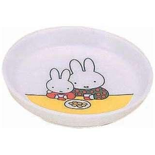 メラミンお子様食器 「ミッフィー」 M-8C 小皿ミッフィー <RKZC501>