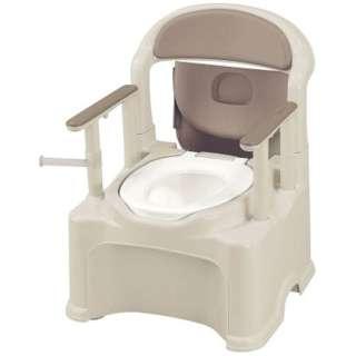 ポータブルトイレ きらく PS2型 <ZPC7201>
