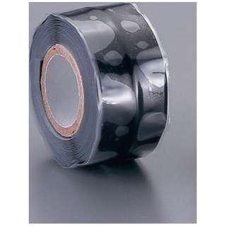 シリコンゴムテープ (1m巻) 黒 <XTC065>