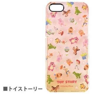 0ff885a1df ビックカメラ.com | グルマンディーズ gourmandise iPhone SE / 5s / 5用 ディズニー シェルジャケット  トイストーリー DN-350C ストラップホール付 通販