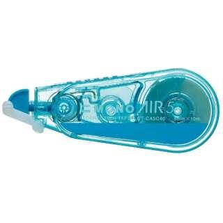 [修正テープ] モノエアー ブルー  (幅5mm×長さ10m)  CT-CA5C40