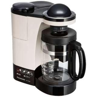 NC-R400 コーヒーメーカー パナソニック カフェオレ [ミル付き]