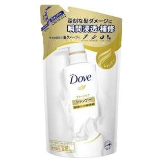 Dove(ダヴ)ダメージケア シャンプー(350g)つめかえ用[シャンプー]