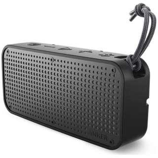 A3181011 ブルートゥース スピーカー SoundCore Sport XL ブラック [Bluetooth対応 /防水]