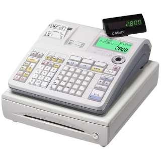 電子レジスター TE-2800-25S (シルバー)