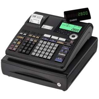 電子レジスター TE-2800-25SBK (ブラック)
