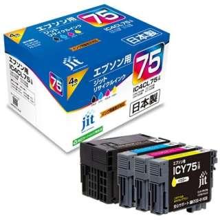 JIT-AE754P リサイクルインクカートリッジ 4色セット