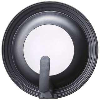フッ素樹脂加工フライパンカバースタンド付 (24~28cm) DW5626