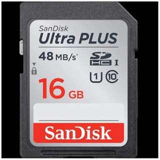 SDHCカード ウルトラ シリーズ SDSDUM-016G-J01 [16GB /Class10]