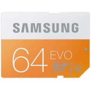 SDXCカード EVOシリーズ MB-SP64D/JP [64GB /Class10]