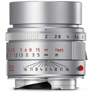 カメラレンズ M F2/50mm?ASPH. APO-SUMMICRON(アポ・ズミクロン) シルバー [ライカM /単焦点レンズ]