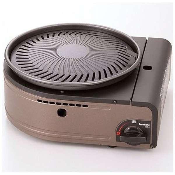 没有CB-SLG-1盒炉子烟的烤肉烤炉决定