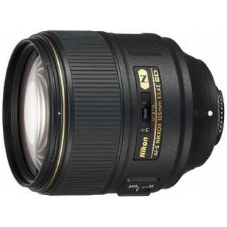 カメラレンズ AF-S NIKKOR 105mm f/1.4E ED NIKKOR(ニッコール) ブラック [ニコンF /単焦点レンズ]