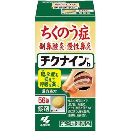 小林製薬 チクナイン 56錠
