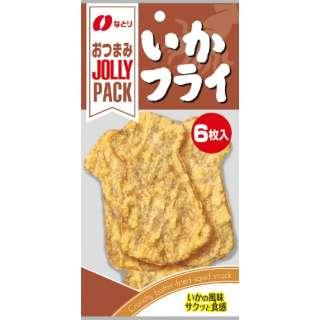 ジョリーパック イカフライ 6枚×10袋【おつまみ・食品】