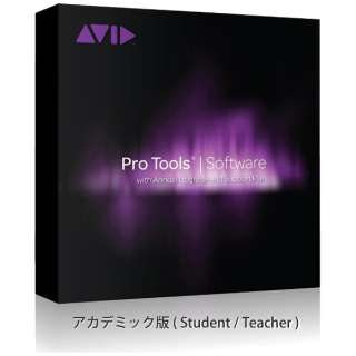 Pro Tools with Annual Upgrade and Support Plan - Student/Teacher (Card and iLok) 9935-65896-00