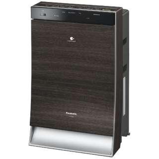 F-VXM90-TM 加湿空気清浄機 木目調 [適用畳数:40畳 /最大適用畳数(加湿):24畳 /PM2.5対応]