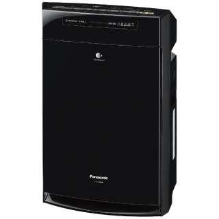 F-VC55XM-K 加湿空気清浄機 ブラック [適用畳数:25畳 /最大適用畳数(加湿):14畳 /PM2.5対応]