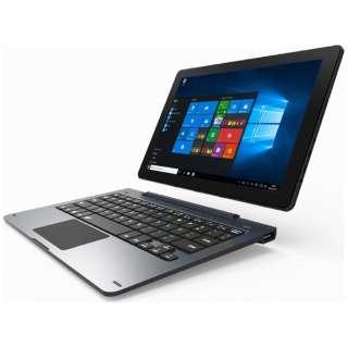 KBM100-K Windowsタブレット WIZ ブラック [10.1型 /intel Atom /eMMC:32GB /メモリ:2GB /2016年7月モデル]