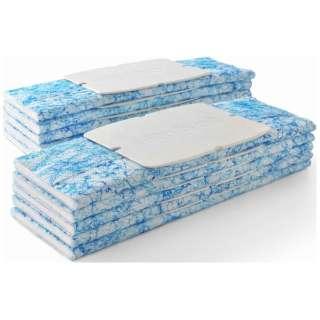 床拭きロボット ブラーバジェットシリーズ用 使い捨てウェットモップパッド(10枚) 4508605