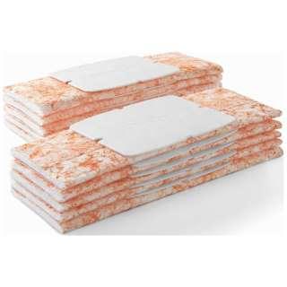 床拭きロボット ブラーバジェットシリーズ用 使い捨てダンプスウィープパッド(10枚) 4503470