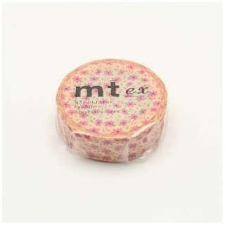 mt ex ピンク花 MTEX1P118