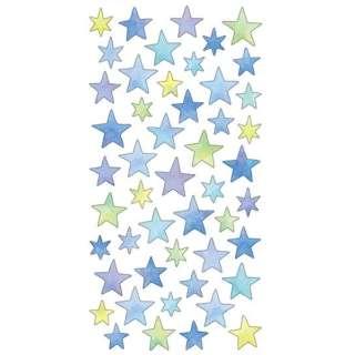 マスキングシール 星