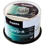 D-R47GB.PW50RD C データ用DVD-R [50枚 /4.7GB /インクジェットプリンター対応]