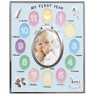 Biccamera Com Radonna 12 Months Baby Frame Blue Mb21 130 Bl