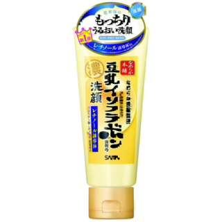 SANA(サナ)なめらか本舗 豆乳イソフラボン含有の濃洗顔 (150g) [洗顔フォーム]